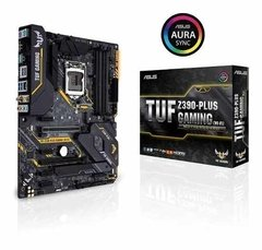 Board Asus Tuf Z390-plus Gaming