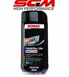 Sgm1 Cera Color Sonax Polish Wax Color