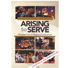 Arising to Serve (Levantando-se para Servir) – DVD