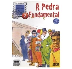 A Pedra Fundamental – Videolivro