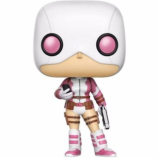 Funko Pop Gwenpool Bobble-head #164