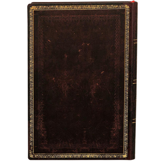 Caderno Paperblanks 14x9,5cm Paut Flex Old Leather Moroccan 53323