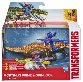 Transformers 4 - Optimus Prime E Grimlock