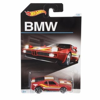 Hot Wheels - Clássicos Bmw - Bmw M1 - Mattel Djm79