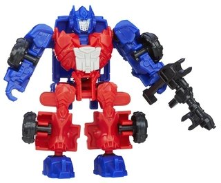 Transformers Construct-bots Dinobot Riders Optimus Prime