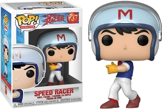 Boneco Funko Pop Animation Speed Racer 737