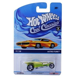 Hot Wheels Cool Classics Astro Funk 17/30 Mattel