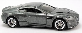 Hot Wheels 007 Cassino Royale - Aston Martin Dbs - Mattel