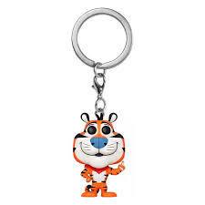 Chaveiro Funko Pop Pocket Tony The Tiger Kelloggs