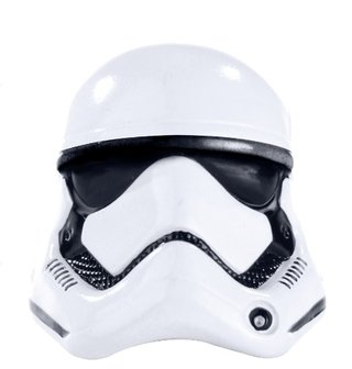 Chaveiro Stormtrooper First Order Star Wars Vll Iron Studios