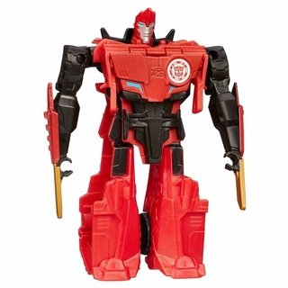 Transformers Robots In Disguise One Step Sideswipe B0068