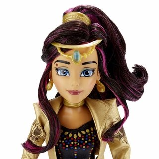 Boneca Disney Descendants Genie Chic Jordan B5741 Hasbro