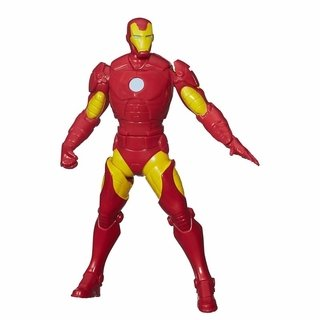 Marvel Avengers Mighty Battlers Iron Man B1202 Hasbro