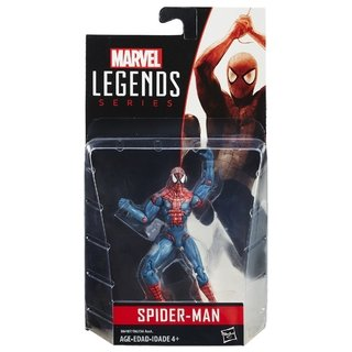 Marvel Legends Series Spider Man B6356 Hasbro