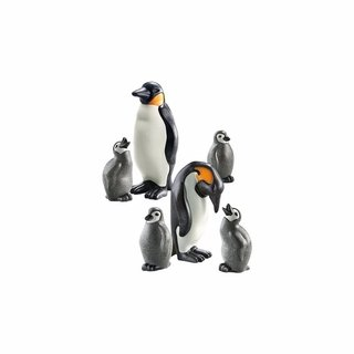 Mini Figuras Playmobil Animais Do Zoo Pequeno Pinguim 6649