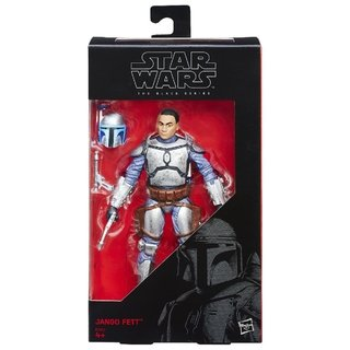 Star Wars The Black Series Jango Fett N15 - B3834 Hasbro