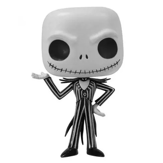 Boneco Funko Pop Disney Jack Skellington 15