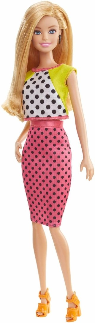 Barbie Fashionistas - Dolled Up In Dots #13 - Dgy54 - Mattel
