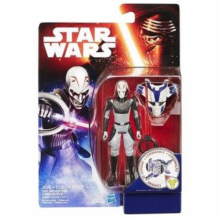 Boneco Jungle Star Wars Episódio Vii The Inquisitor B3445