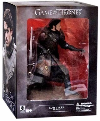Game Of Thrones - Robb Stark - Estatue Dark Horse Deluxe