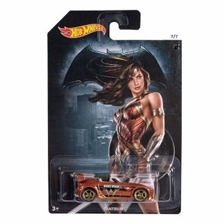 Hot Wheels Batman Vs Superman Tantrum Djl47 Mattel