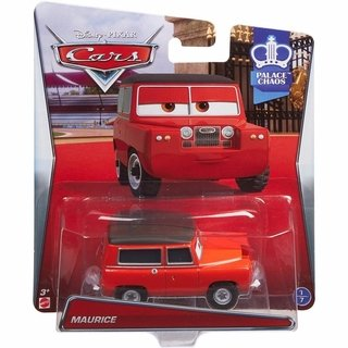 Disney Carros - Palace Chaos - Maurice  -  Y0471 - Mattel