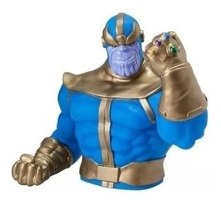 Busto Cofre Thanos Monogram - Bust Bank Cofrinho