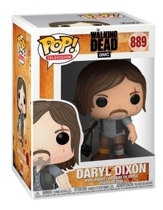 Boneco Funko Pop Television The Walking Dead Daryl Dixon 889
