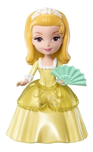 Mini Boneca Sofia The First - Princesa Amber - Mattel
