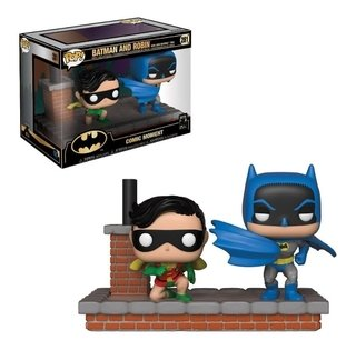 Batman And Robin Look 1964  Funko Pop  # 289 Batman 80 Anos