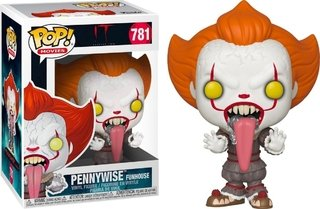 Funko Pop Movies It Pennywise Funhouse 781