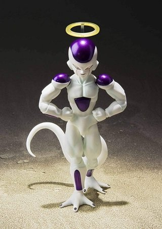 Dragon Ball Super Shfiguarts Freeza (ressurreição) Bandai