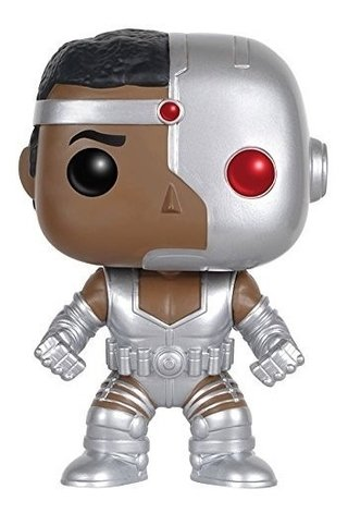 Dc Comics - Cyborg #95 - Funko Pop