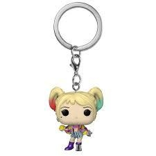 Chaveiro Funko Pop Pocket Birds Of Prey Harley Quinn Caution Tape