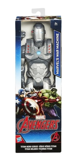 Marvel Avengers Titan Hero Marvel's War Machine B6154 Hasbro