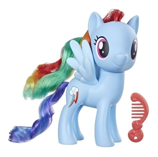 Boneca My Little Pony Rainbow Dash 15 Cm Hasbro