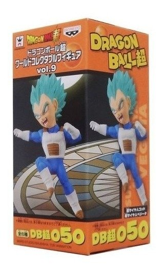 Dragon Ball Vegeta Super Saiyan Blue Wcf 050 Banpresto