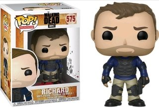 Funko Pop Tv: The Walking Dead - Richard  #575