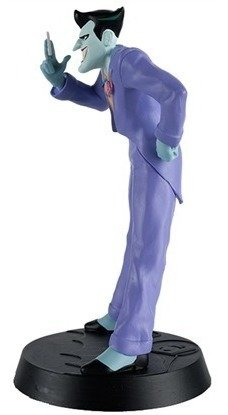 Joker - Coringa -  Batman Animated Series Dc Eaglemoss
