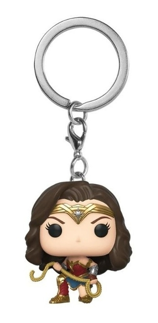 Chaveiro Funko Pop Pocket Ww84 Wonder Woman 66998