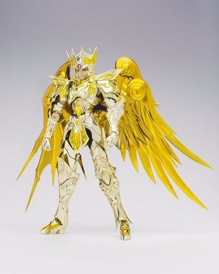 Saga De Gêmeos Soul Of Gold Cloth Myth Ex Saint Seiya Bandai