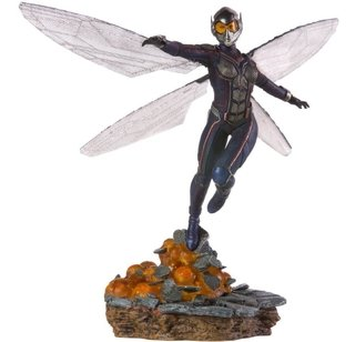 The Wasp 1/10 Bds - Ant-man And The Wasp - Iron Studios