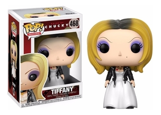 Pop Movies: Bride Of Chucky Tiffany - Pop Funko #468