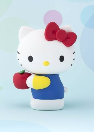 Hello Kitty Blue Version Bandai Figuarts Zero Action Figure