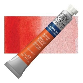 Aquarela Winsor & Newton Cotman 8ml 095 Cadmium Red 0303095