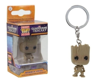 Chaveiro Funko Pop Guardians Of The Galaxy Groot 67144