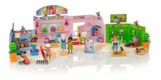 Playmobil City Life Shopping Center 9078 Sunny
