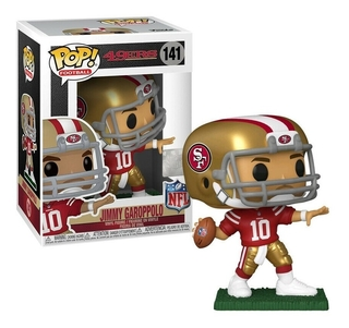 Funko Pop Football Nfl San Francisco Jimmy Garoppolo 141