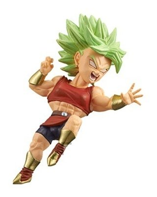 Dragon Ball Kale Wcf 053 Banpresto - Torneio Do Poder