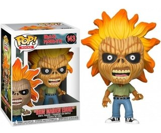 Funko Pop Rocks Iron Maiden Eddie 143